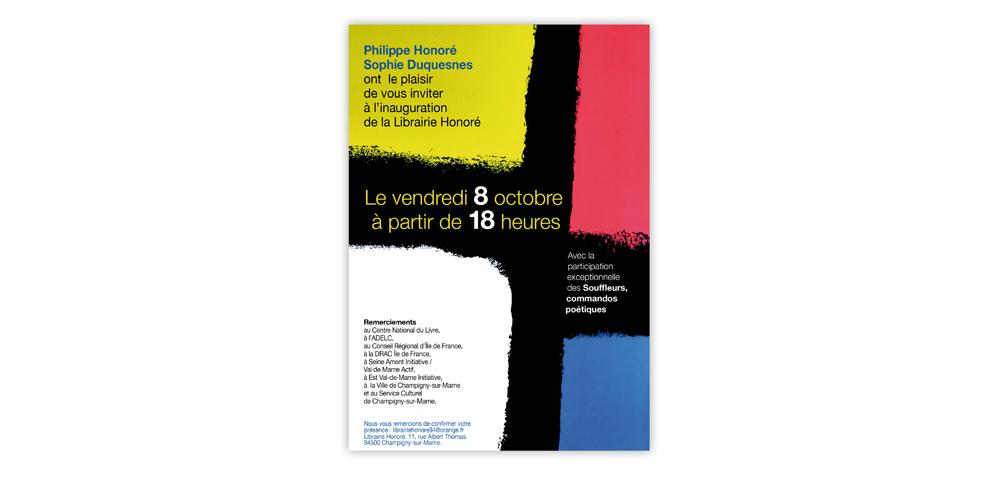 Librairie Honoré